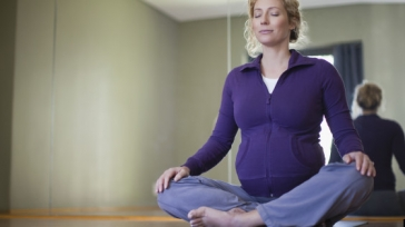 Preparing For Birth - How Yoga Can Help
